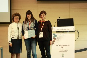 Clinical Research Award - 23rd Annual Meeting SPG